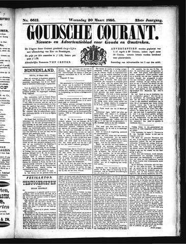 Goudsche Courant 1895-03-20