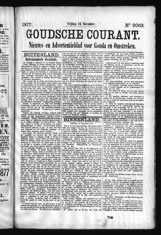Goudsche Courant 1877-11-16