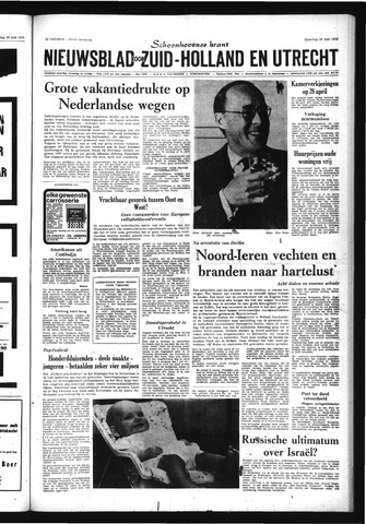 Schoonhovensche Courant 1970-06-29