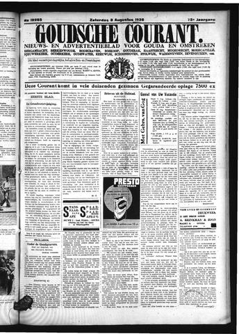 Goudsche Courant 1936-08-08