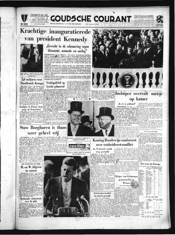 Goudsche Courant 1961-01-21