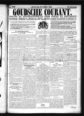 Goudsche Courant 1932-10-20