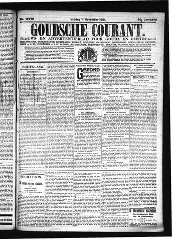 Goudsche Courant 1921-11-11
