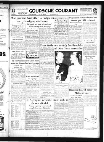 Goudsche Courant 1956-04-05