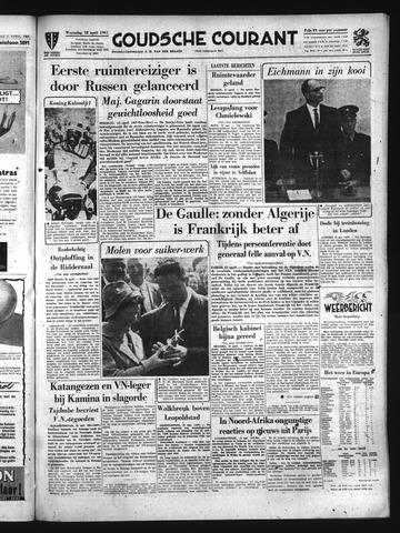 Goudsche Courant 1961-04-12