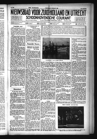 Schoonhovensche Courant 1933-02-15