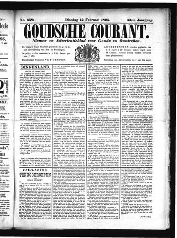 Goudsche Courant 1895-02-12