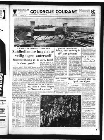 Goudsche Courant 1958-10-22