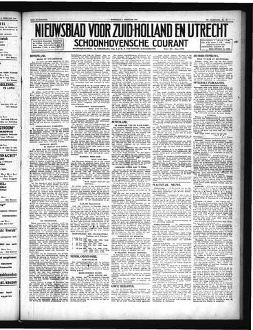 Schoonhovensche Courant 1947-02-05