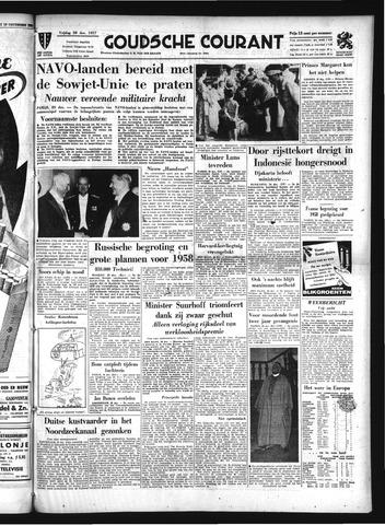 Goudsche Courant 1957-12-20