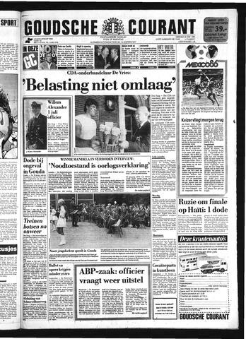 Goudsche Courant 1986-06-24