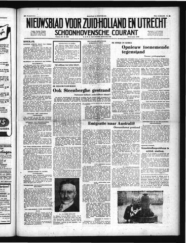 Schoonhovensche Courant 1951-02-26