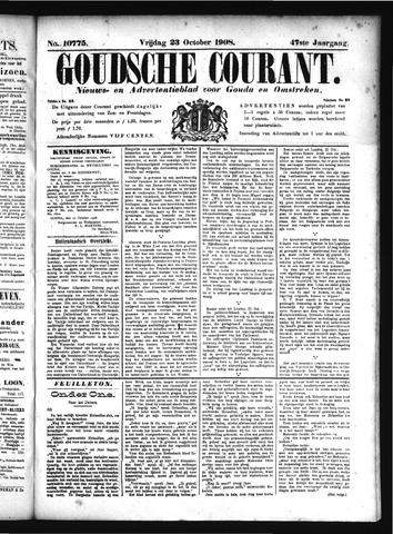 Goudsche Courant 1908-10-23