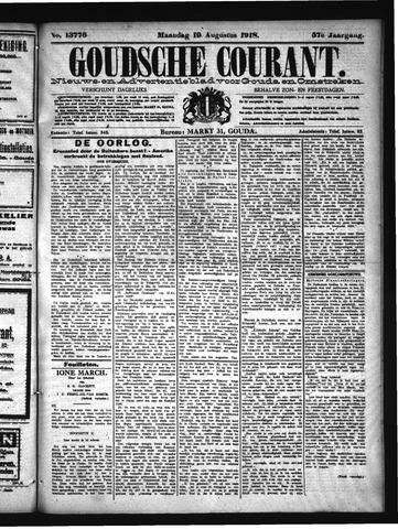 Goudsche Courant 1918-08-19
