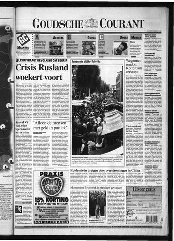 Goudsche Courant 1998-08-24
