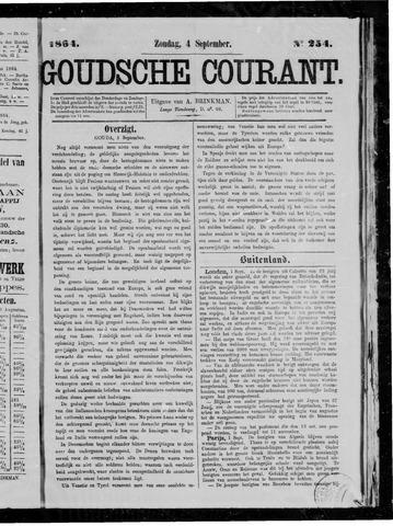 Goudsche Courant 1864-09-04