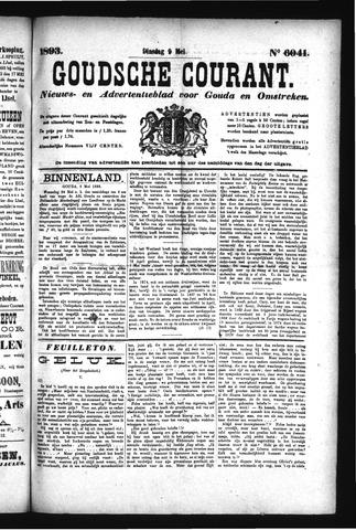 Goudsche Courant 1893-05-09