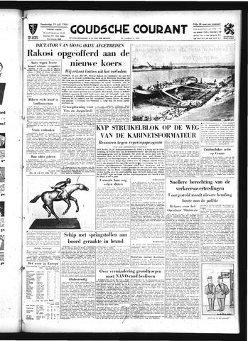 Goudsche Courant 1956-07-19