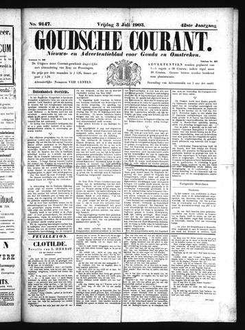 Goudsche Courant 1903-07-03