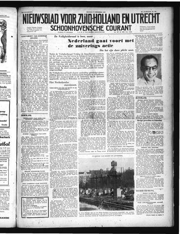 Schoonhovensche Courant 1948-12-28