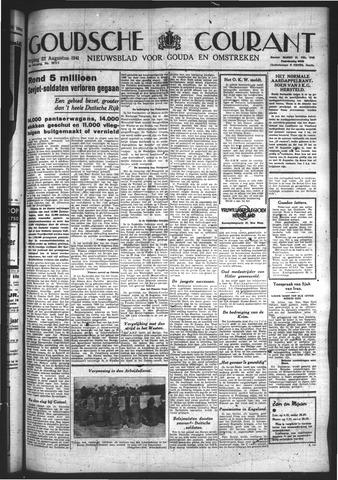 Goudsche Courant 1941-08-22
