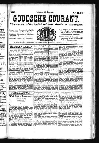 Goudsche Courant 1892-02-13