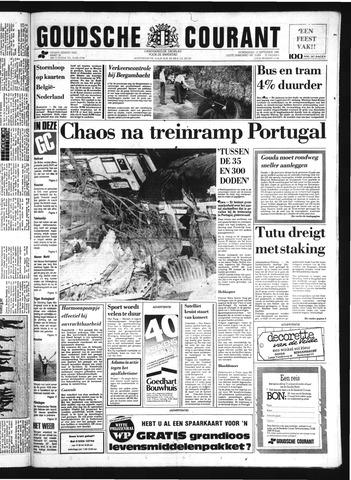 Goudsche Courant 1985-09-12