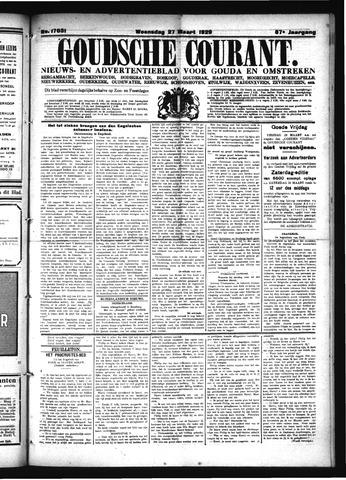 Goudsche Courant 1929-03-27