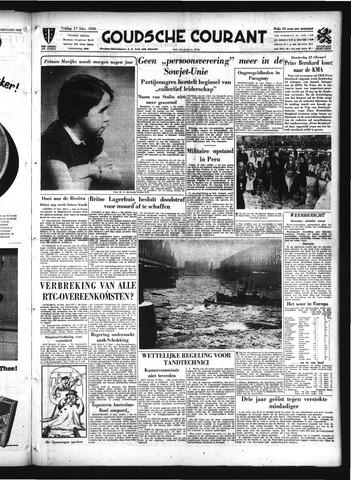 Goudsche Courant 1956-02-17