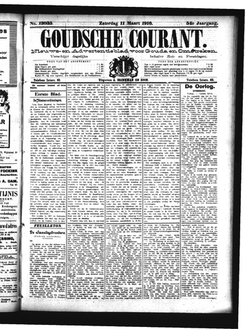 Goudsche Courant 1916-03-11