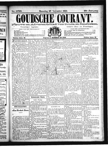 Goudsche Courant 1911-11-27
