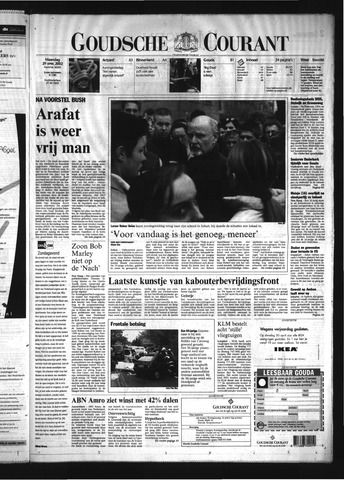 Goudsche Courant 2002-04-29