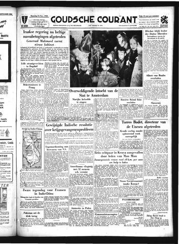 Goudsche Courant 1952-11-24
