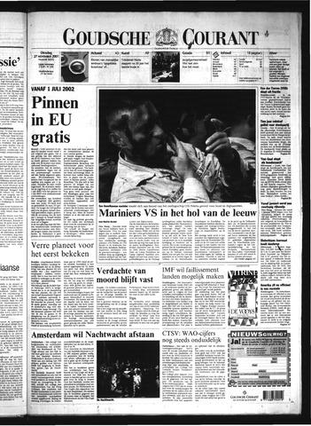 Goudsche Courant 2001-11-27