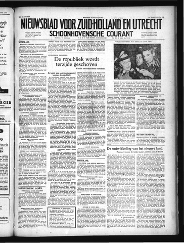 Schoonhovensche Courant 1948-12-13