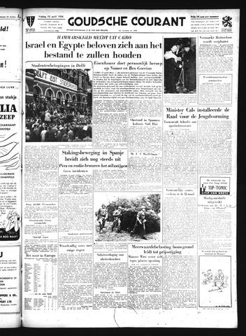 Goudsche Courant 1956-04-13