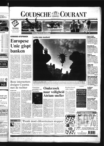 Goudsche Courant 2000-08-05