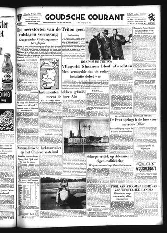 Goudsche Courant 1954-09-07