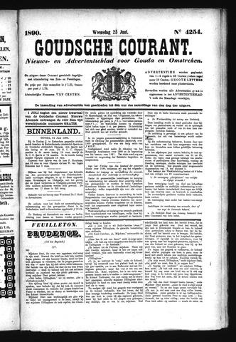 Goudsche Courant 1890-06-25