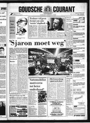 Goudsche Courant 1983-02-08