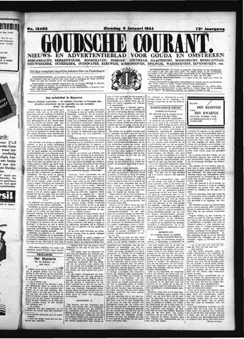 Goudsche Courant 1934-01-09