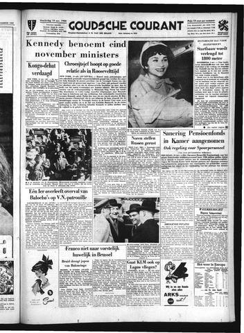 Goudsche Courant 1960-11-10