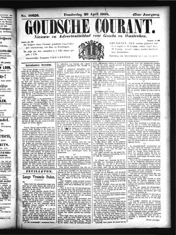 Goudsche Courant 1908-04-30