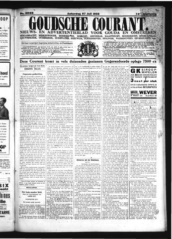 Goudsche Courant 1935-07-27