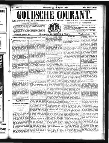 Goudsche Courant 1917-04-19