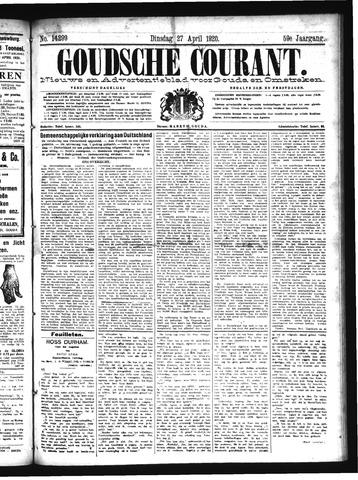 Goudsche Courant 1920-04-27