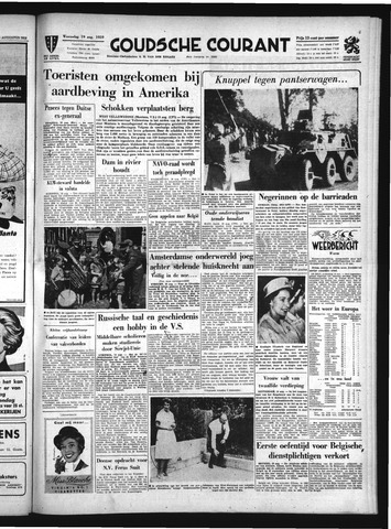 Goudsche Courant 1959-08-19