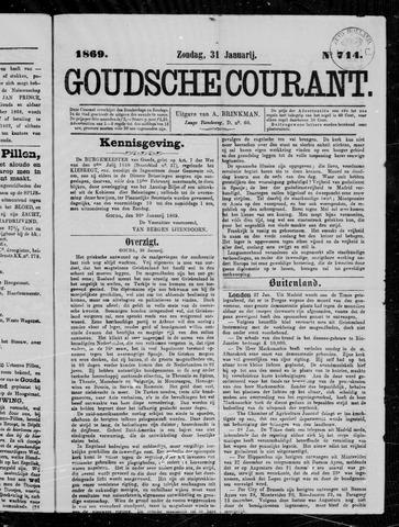 Goudsche Courant 1869-01-31