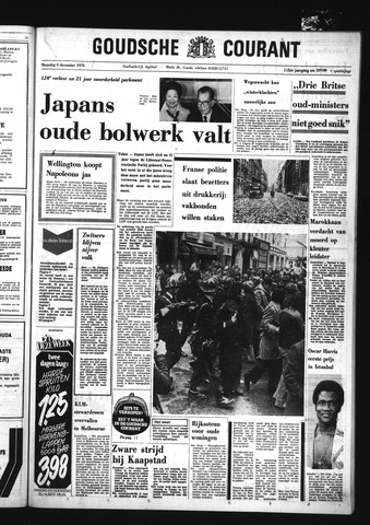 Goudsche Courant 1976-12-06