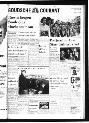 Goudsche Courant 1968-09-21
